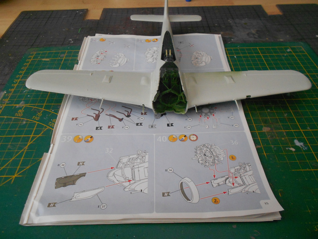 revell 1/32 focke wulf 190 a-8 nightfighter  Dscn3748