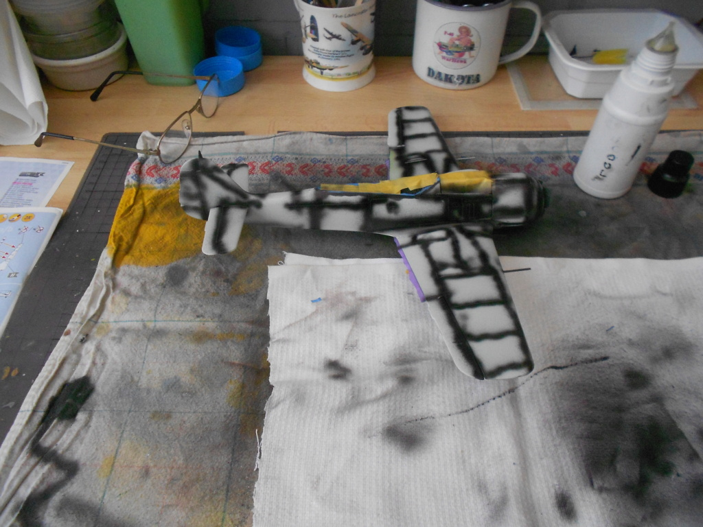 revell 1/32 focke wulf 190 a-8 nightfighter  - Page 2 Dscn3784