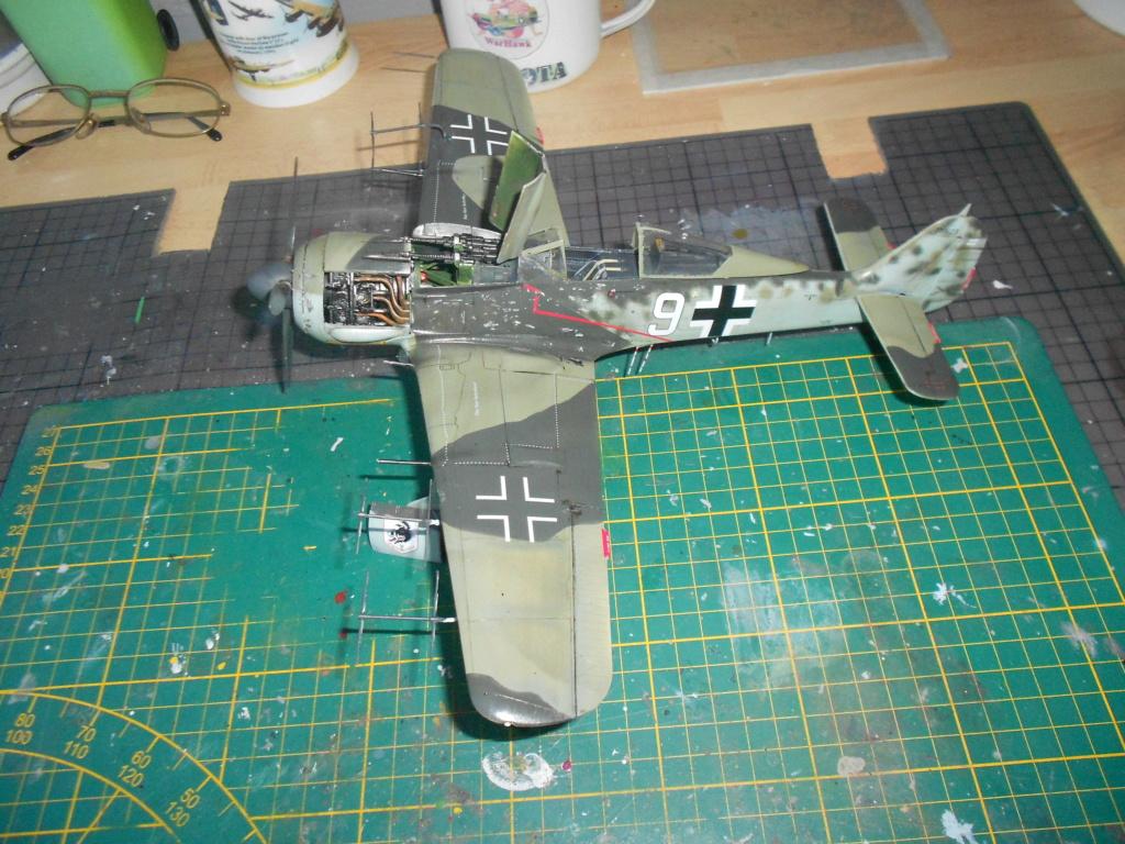 revell 1/32 focke wulf 190 a-8 nightfighter  - Page 2 Dscn3855