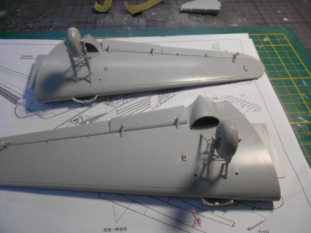 Savoia-Marchetti SM-79-2 Sparviero - Trumpeter 1/48 Dscn4138