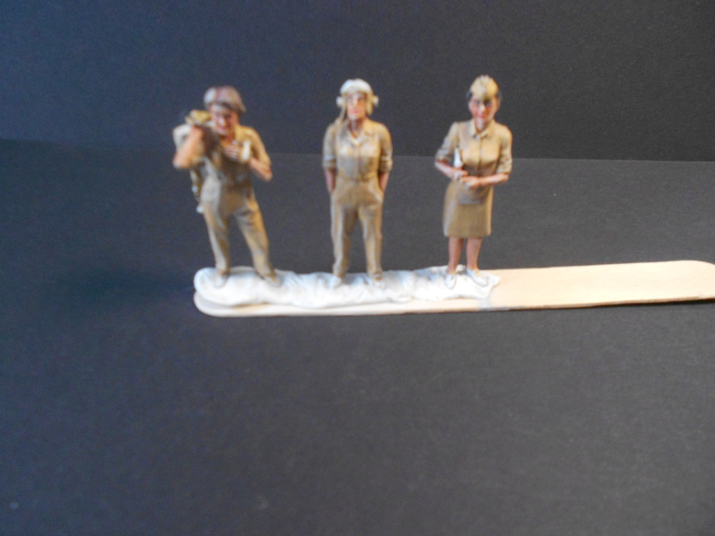 Stearman PT17/N25 + 3 cadets - ICM - 1/32 Dscn4361