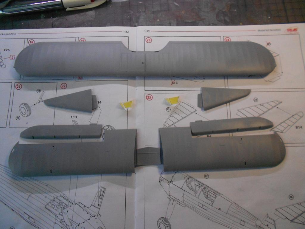 Stearman PT17/N25 + 3 cadets - ICM - 1/32 Dscn4393