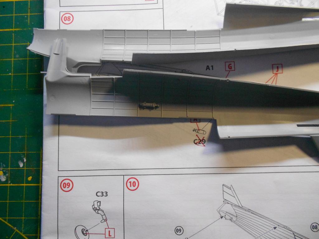 Stearman PT17/N25 + 3 cadets - ICM - 1/32 Dscn4428