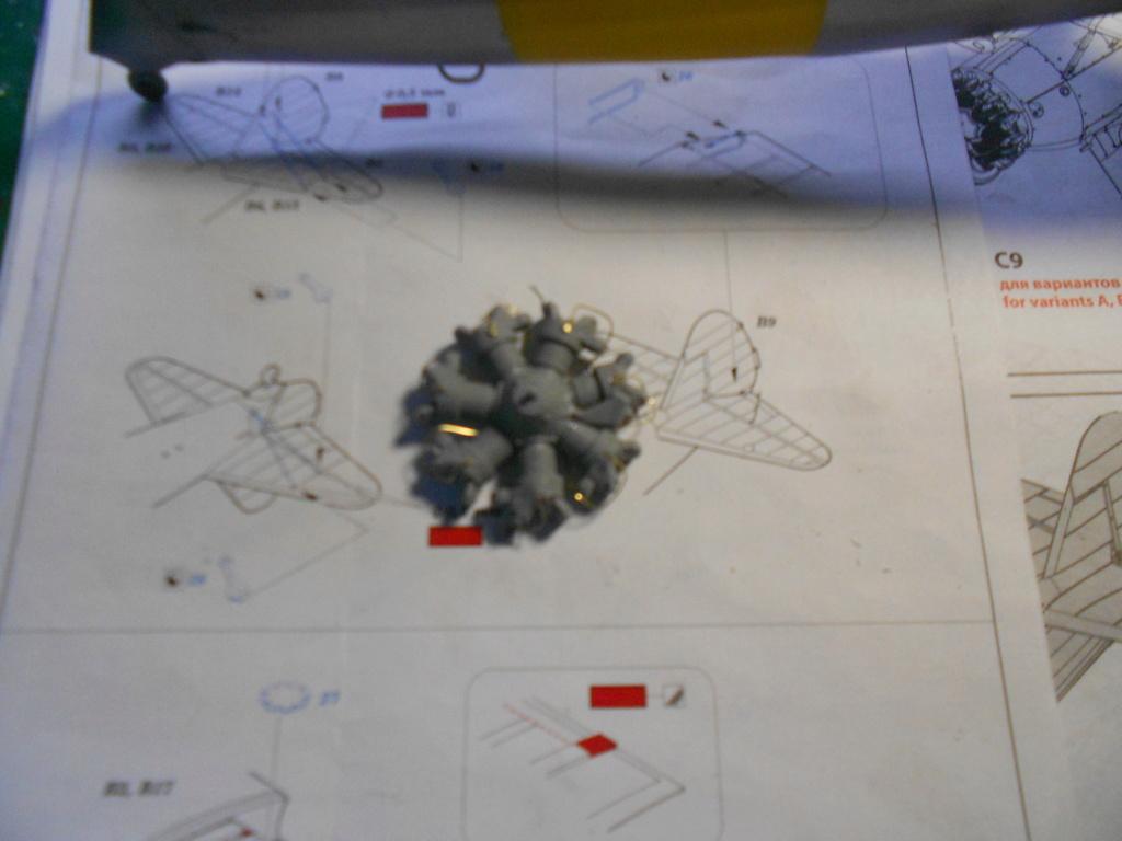 Stearman PT17/N25 + 3 cadets - ICM - 1/32 - Page 2 Dscn4539