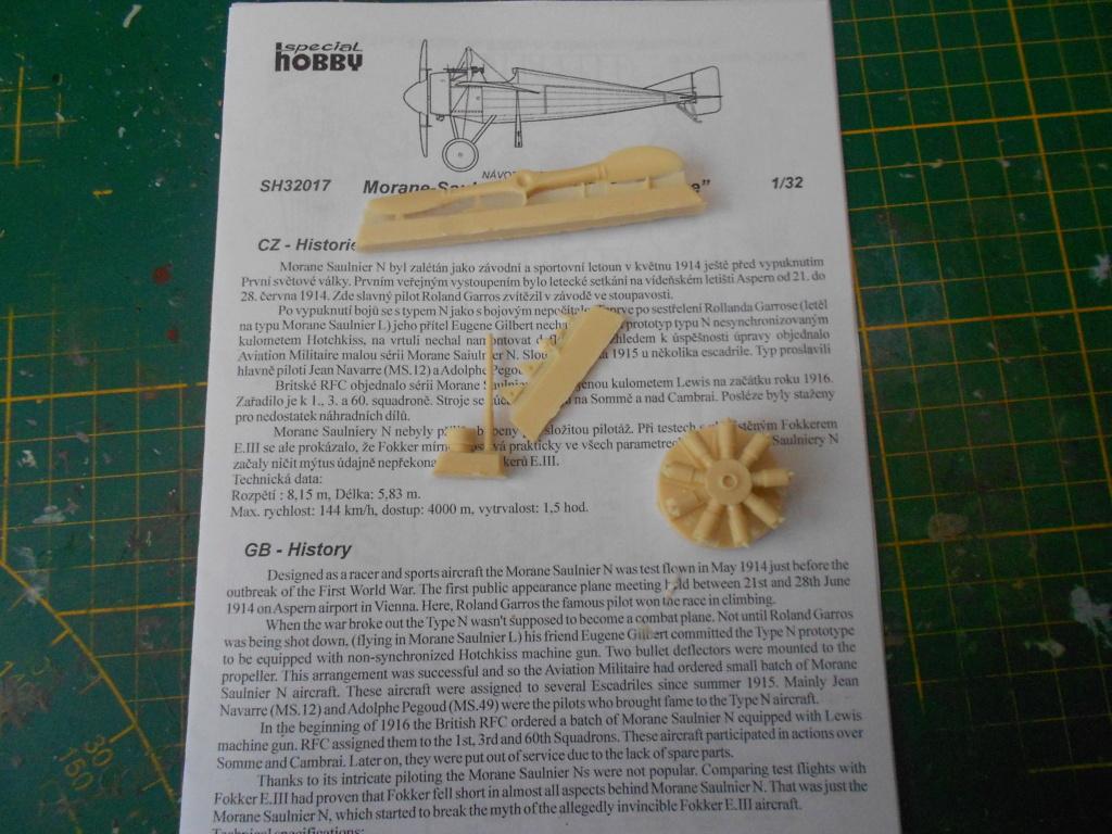morane-saulnier type n 1/32 special hobby  Dscn4782