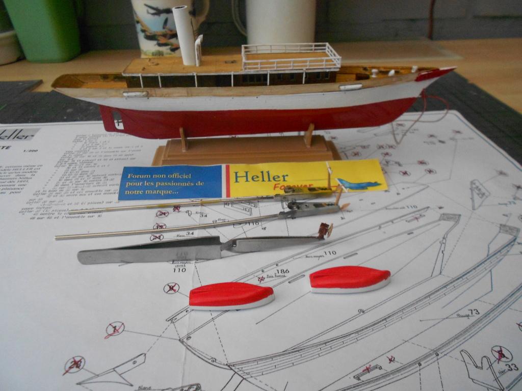Yacht FAUVETTE 1/200ème Réf 80612 - Page 2 Dscn4826