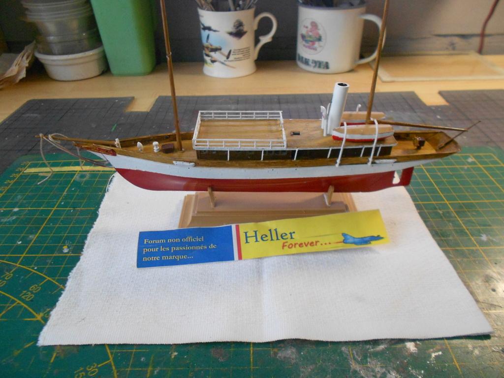 Yacht FAUVETTE 1/200ème Réf 80612 - Page 2 Dscn4830