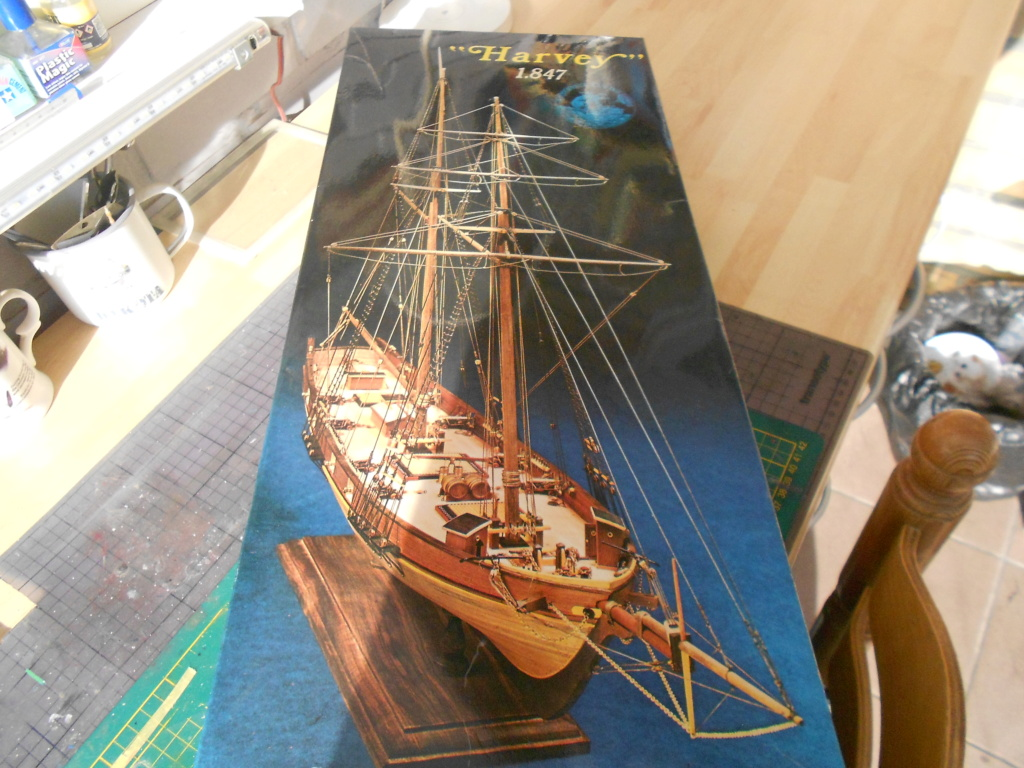 harvey 1847 artesania 1/50  Dscn4858