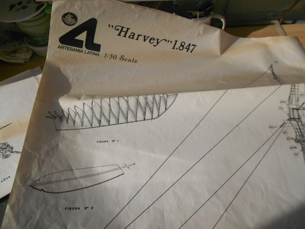 harvey 1847 artesania 1/50  Dscn4861