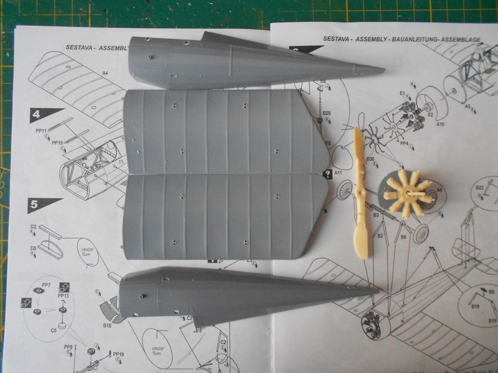 morane-saulnier type n 1/32 special hobby  Dscn4933