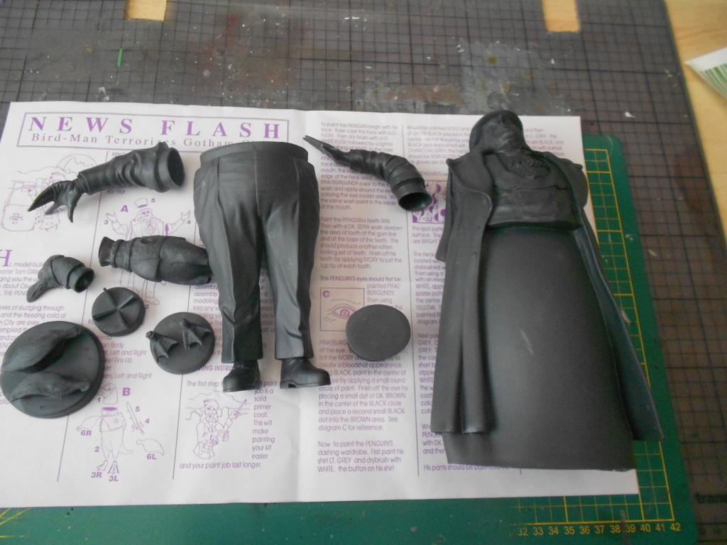 le pinguin vinyl kit 1/6 scale Dscn5104