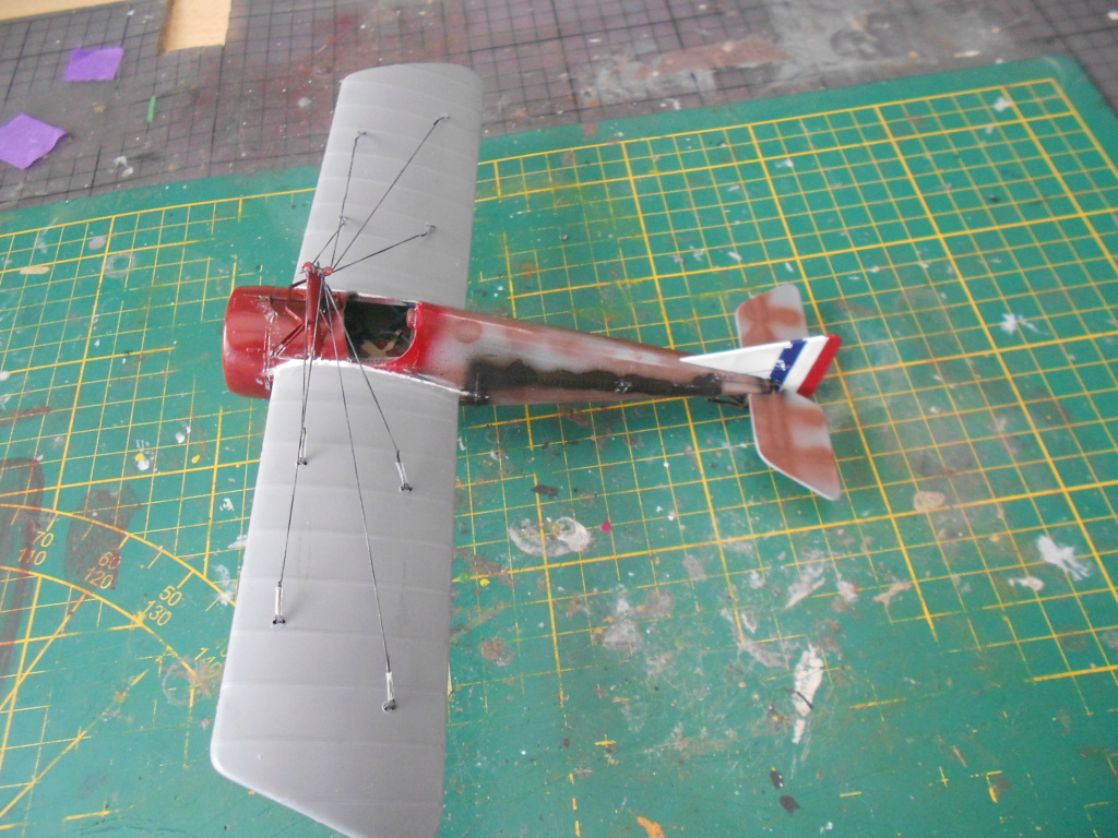 Morane-Saulnier Type N - 1/32 - Special Hobby - Page 3 Dscn5126