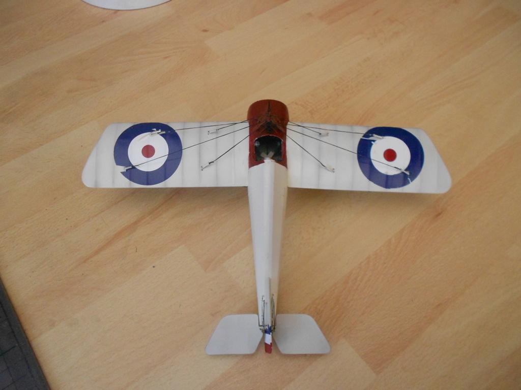 Morane-Saulnier Type N - 1/32 - Special Hobby - Page 3 Dscn5156