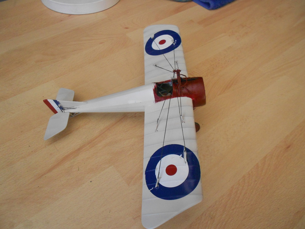 Morane-Saulnier Type N - 1/32 - Special Hobby - Page 3 Dscn5157