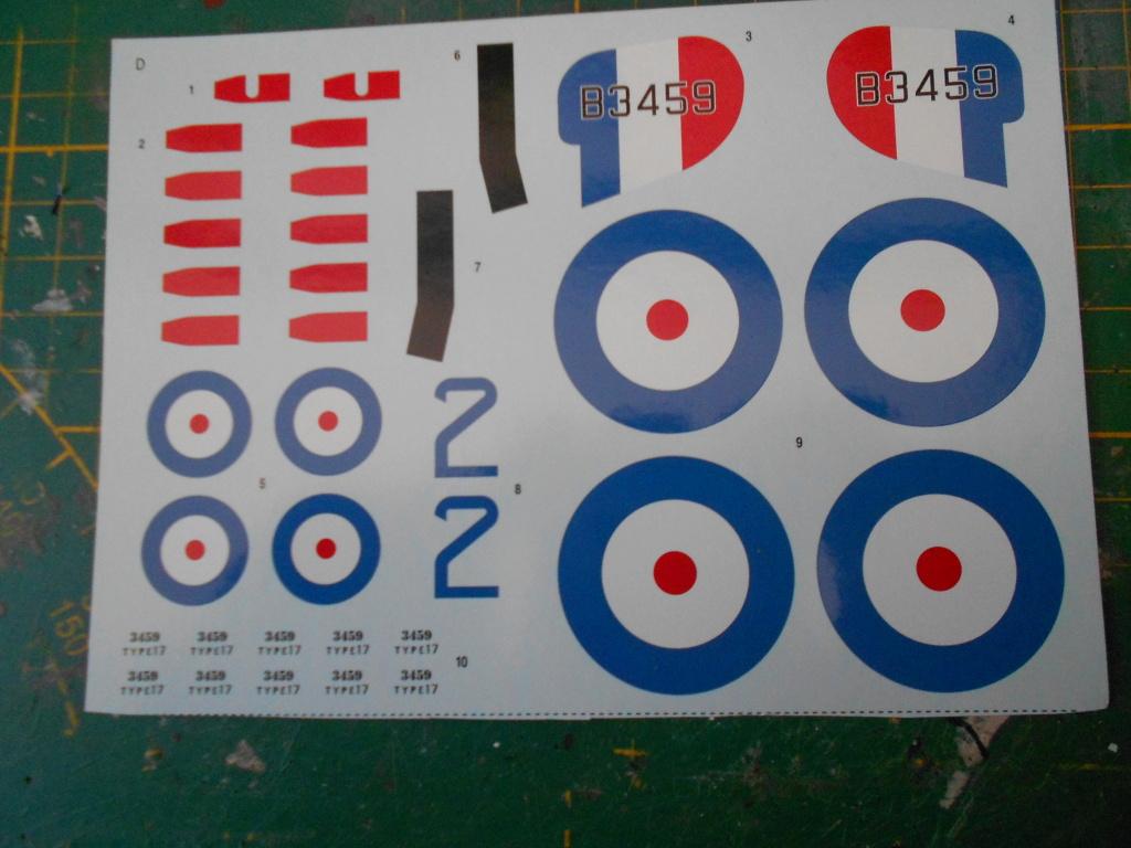 morane-saulnier type n 1/32 special hobby  - Page 3 Dscn5172