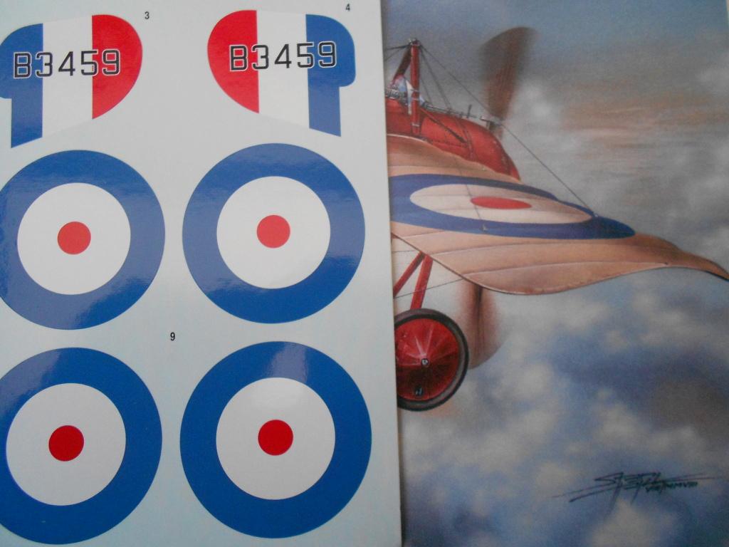 Morane-Saulnier Type N - 1/32 - Special Hobby - Page 3 Dscn5176