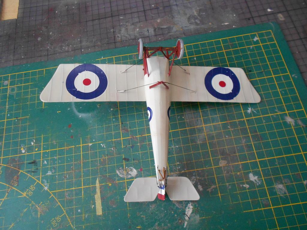 Morane-Saulnier Type N - 1/32 - Special Hobby - Page 3 Dscn5224