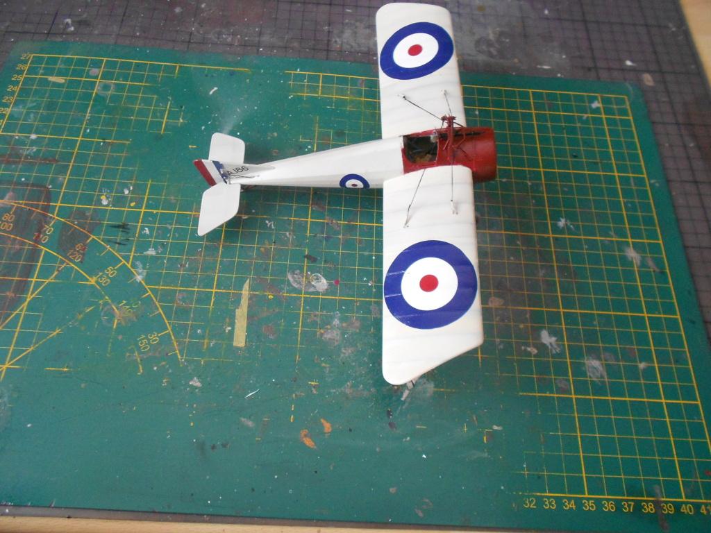 Morane-Saulnier Type N - 1/32 - Special Hobby - Page 3 Dscn5225