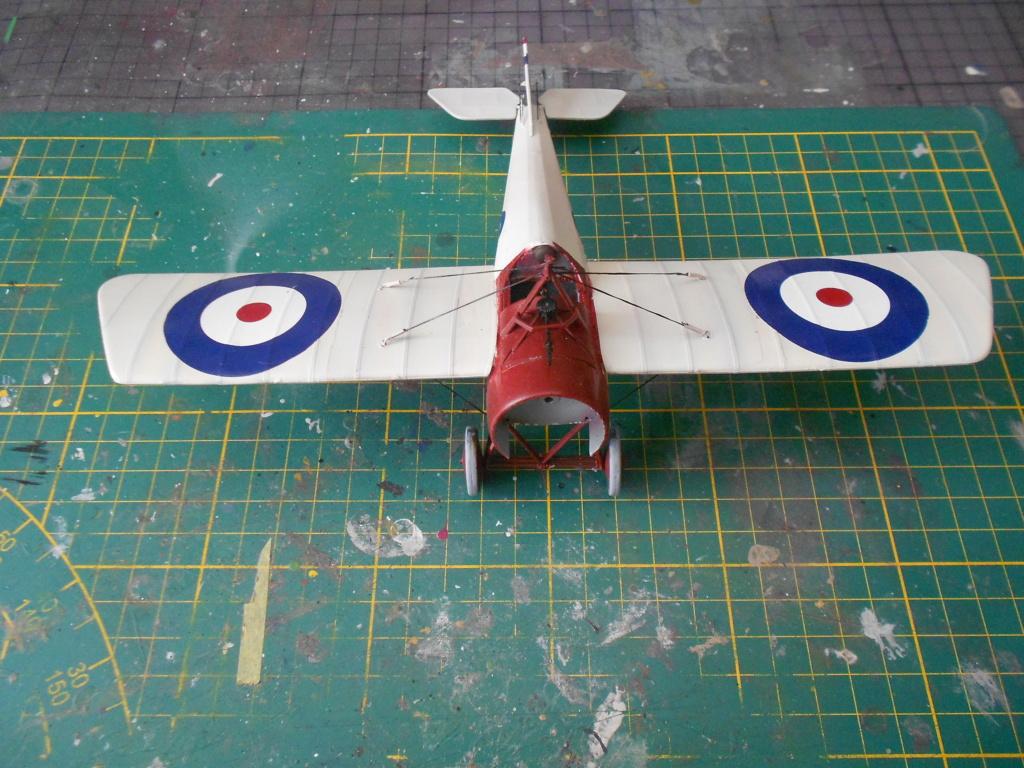Morane-Saulnier Type N - 1/32 - Special Hobby - Page 3 Dscn5226