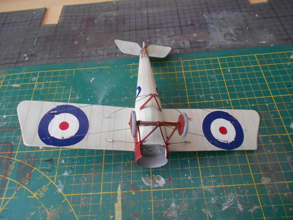 Morane-Saulnier Type N - 1/32 - Special Hobby - Page 3 Dscn5256