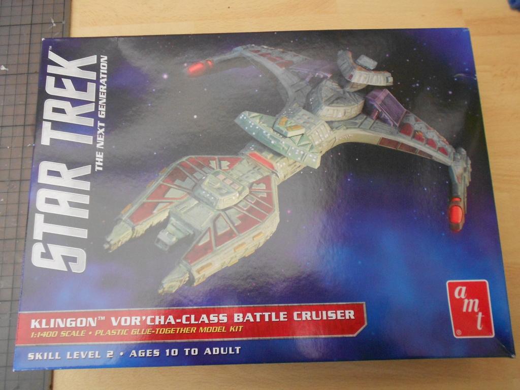 """star trek klingon vor""""cha-class battle cruiser Dscn5614"""