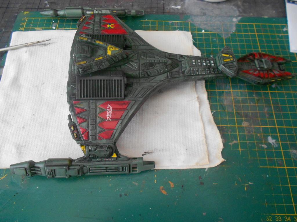 "star trek klingon vor""cha-class battle cruiser - Page 2 Dscn5782"