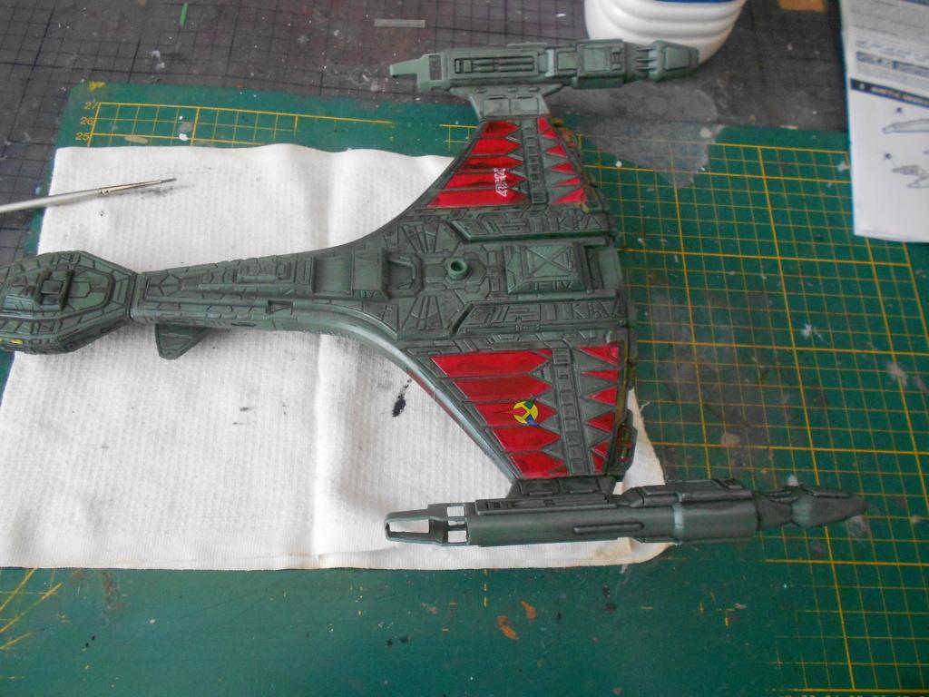 "star trek klingon vor""cha-class battle cruiser - Page 2 Dscn5783"