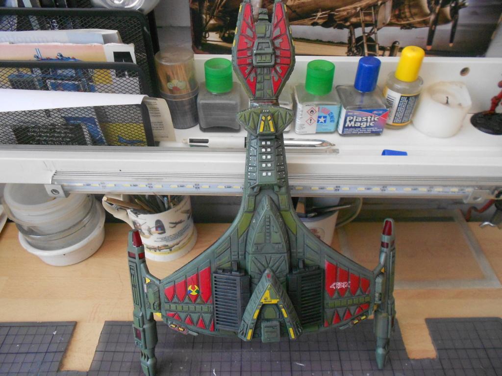 "star trek klingon vor""cha-class battle cruiser - Page 2 Dscn5786"