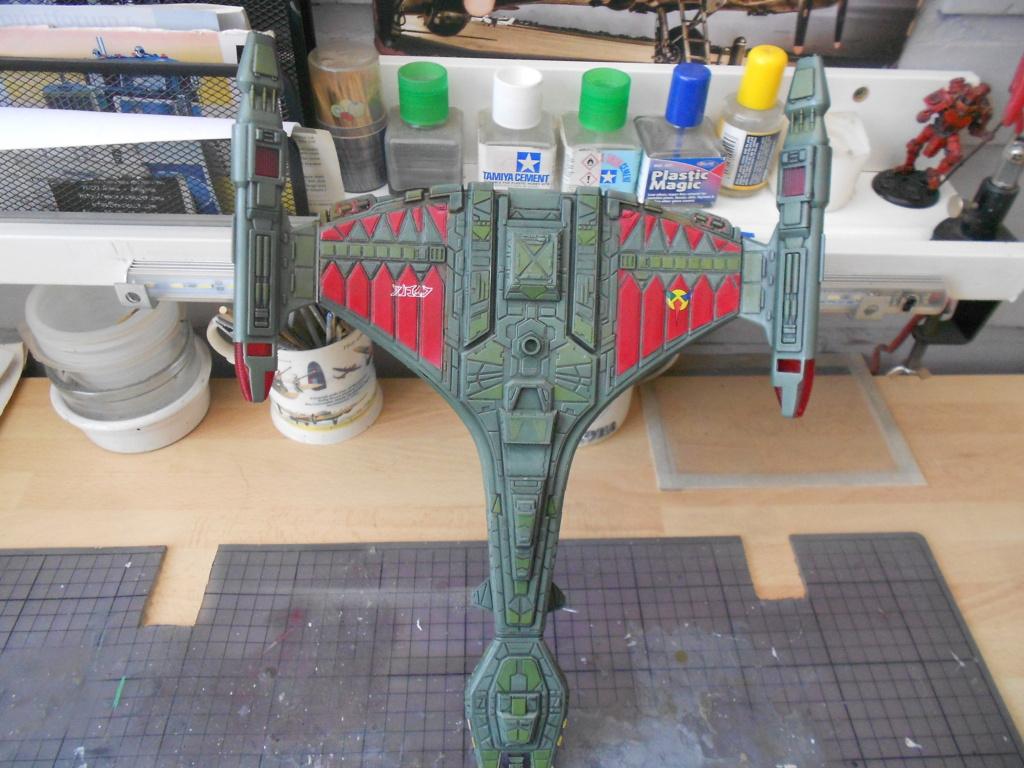 "star trek klingon vor""cha-class battle cruiser - Page 2 Dscn5787"