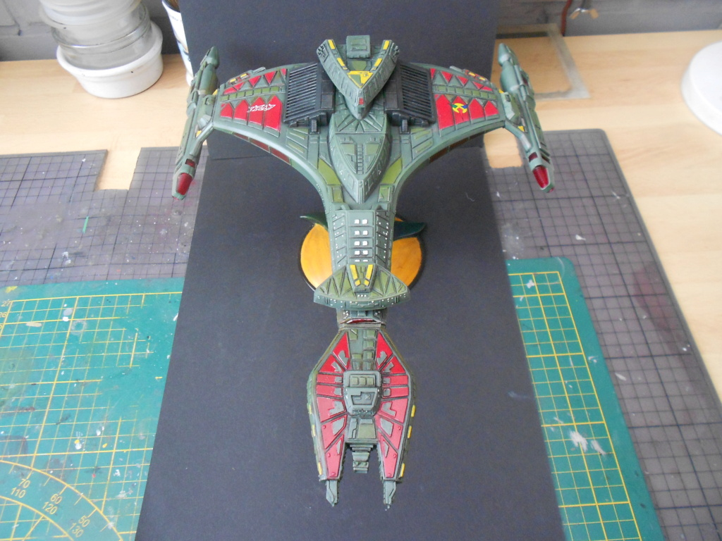 "star trek klingon vor""cha-class battle cruiser - Page 2 Dscn5807"