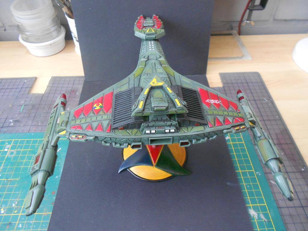 "star trek klingon vor""cha-class battle cruiser - Page 2 Dscn5808"