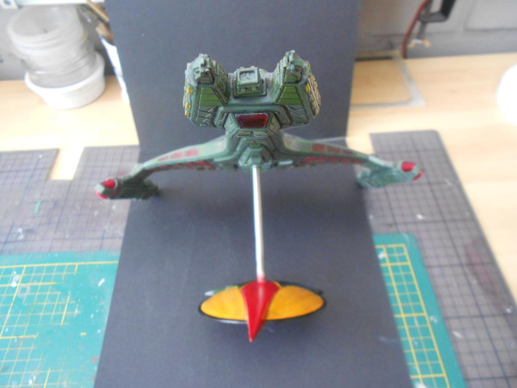 "star trek klingon vor""cha-class battle cruiser - Page 2 Dscn5809"