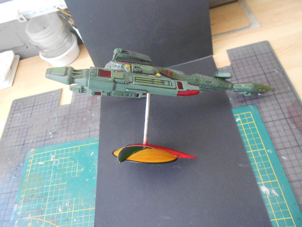 "star trek klingon vor""cha-class battle cruiser - Page 2 Dscn5810"