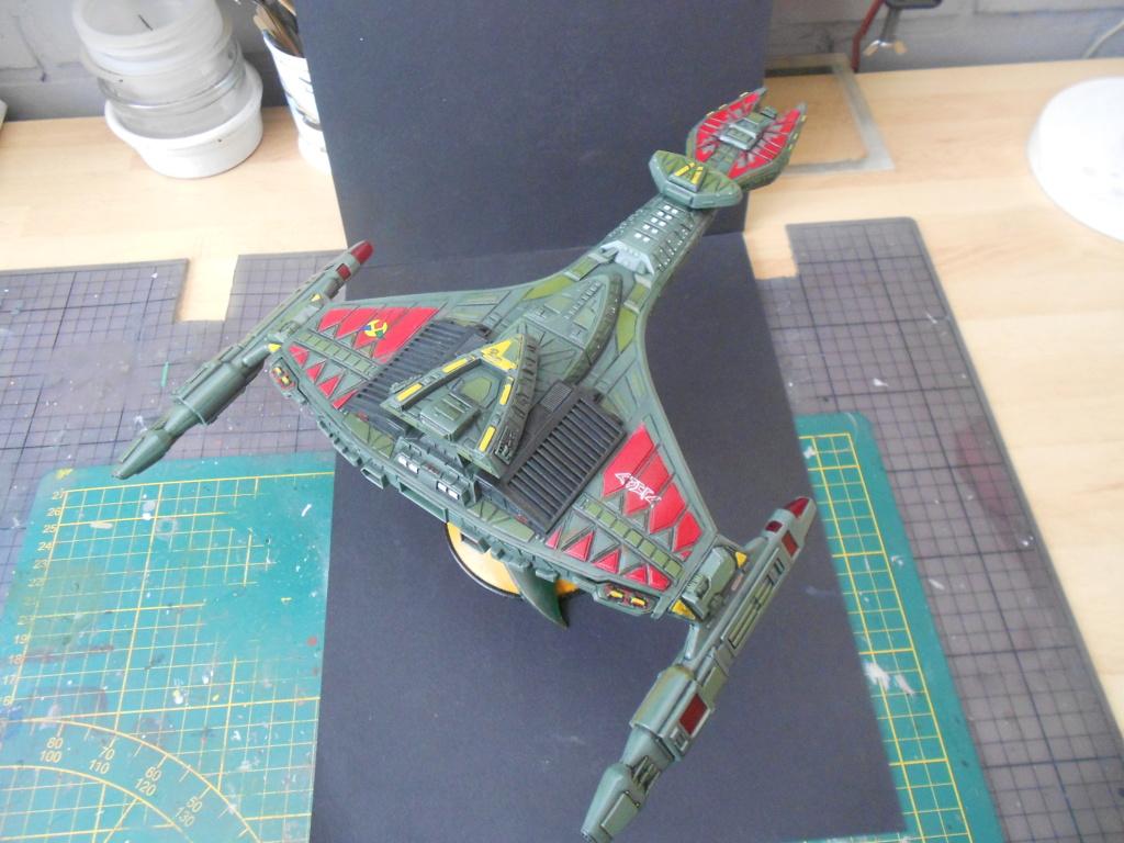 "star trek klingon vor""cha-class battle cruiser - Page 2 Dscn5811"