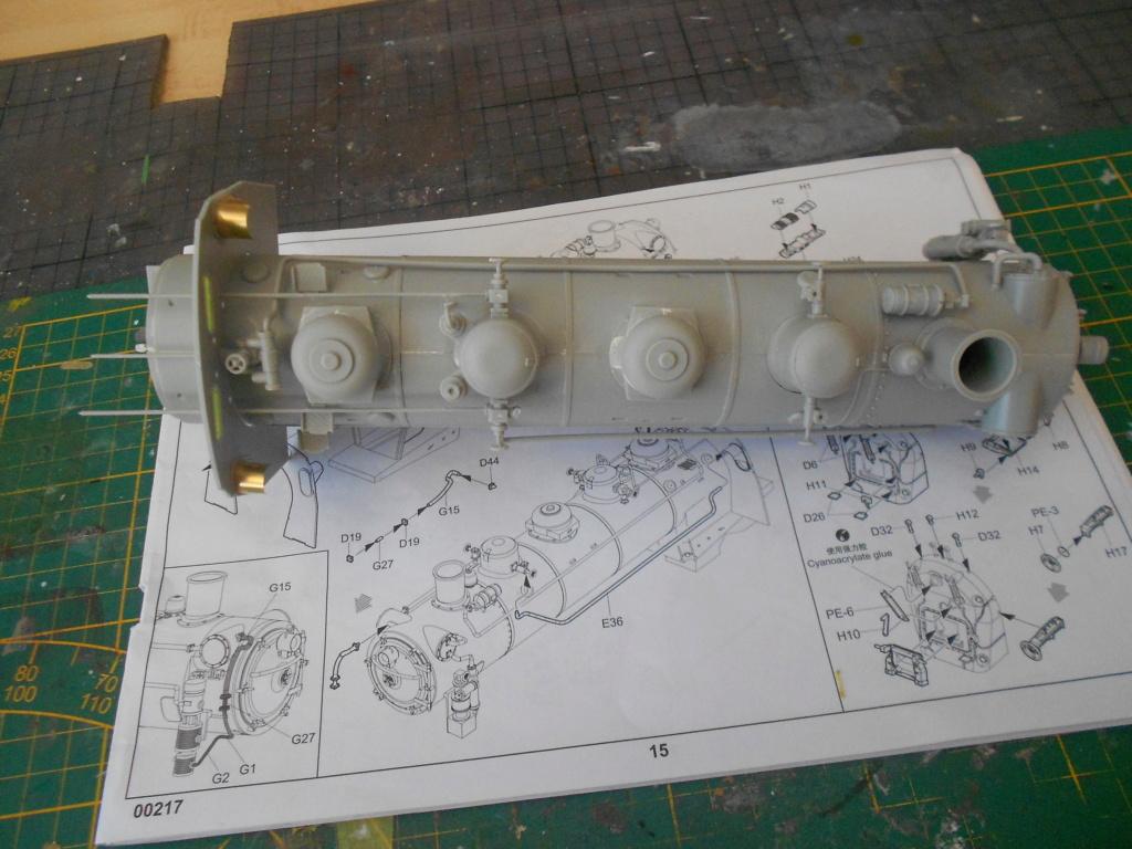 br 86 trumpeter  1/35 - Page 2 Dscn5929