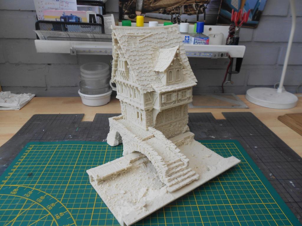 tabletop moulin a eau 28mm  Dscn6889