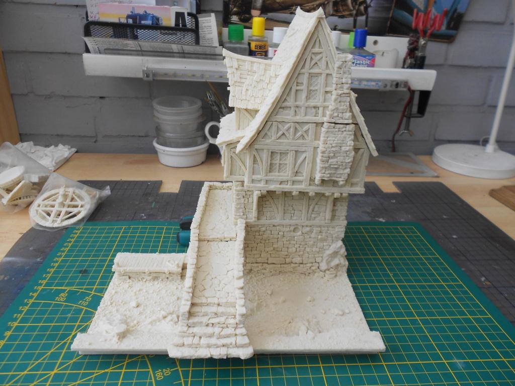 tabletop moulin a eau 28mm  Dscn6890