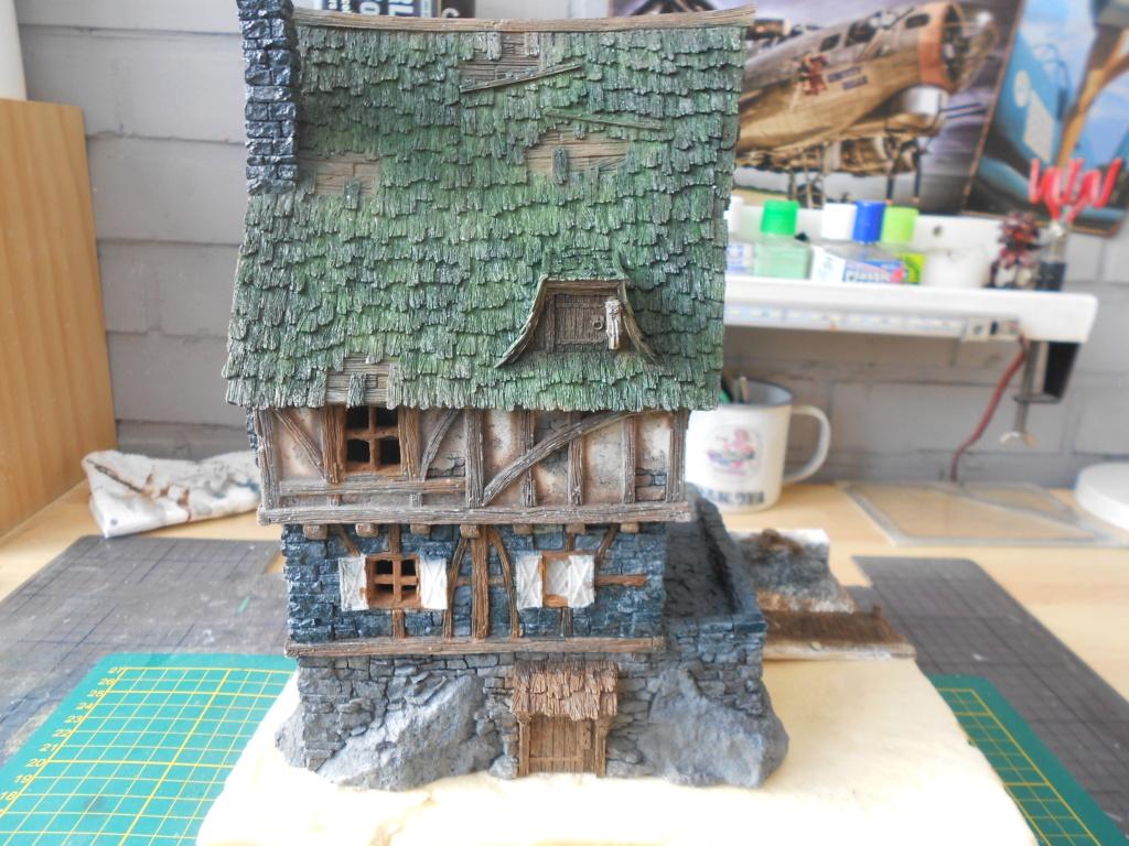 tabletop moulin a eau 28mm  Dscn6995