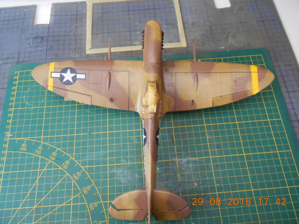 supermarine spitfire mk VIII 1/32 tamiya  - Page 2 Dzocal14