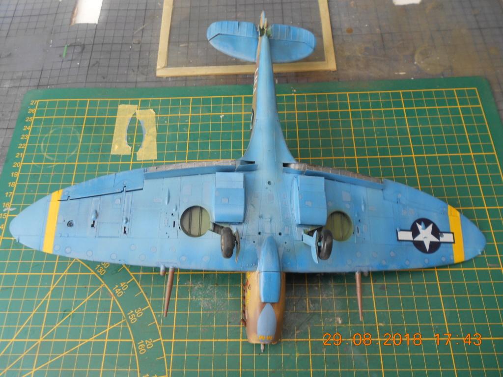 Supermarine Spitfire MK VIII 1/32 Tamiya  - Page 2 Dzocal17