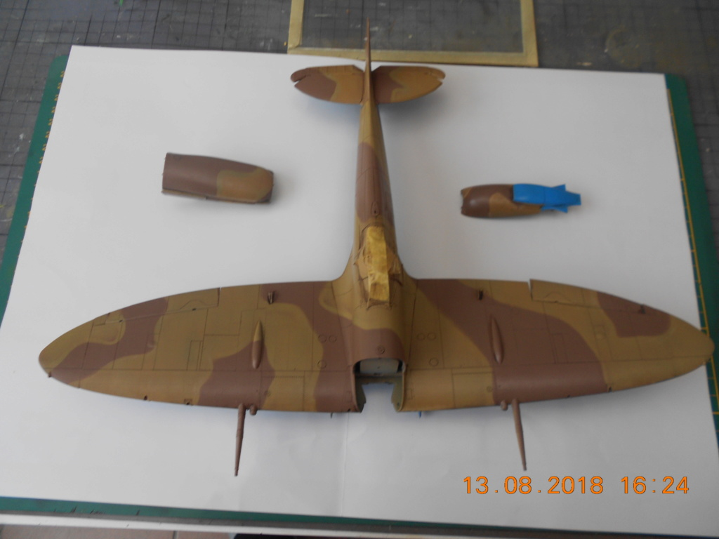 [TAMIYA] SUPERMARINE SPITFIRE Mk VIII 1/32ème Réf 60320 Jusdsc11