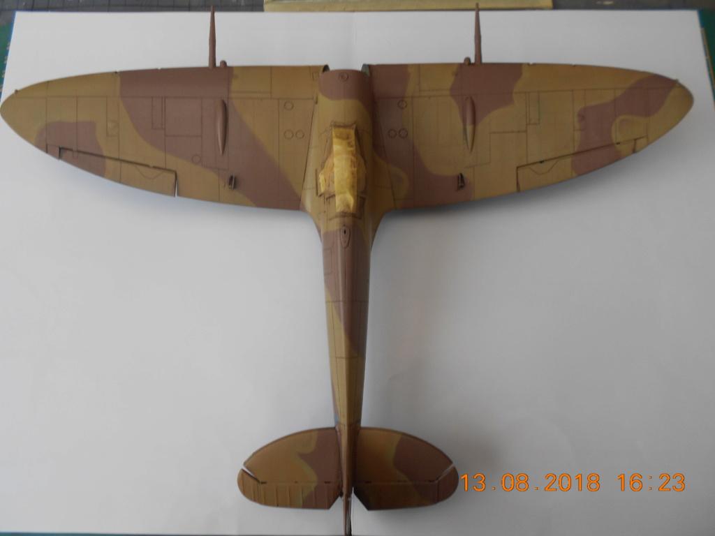 Supermarine Spitfire MK VIII 1/32 Tamiya  Jusdsc14