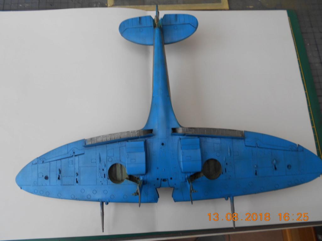 Supermarine Spitfire MK VIII 1/32 Tamiya  Jusdsc17
