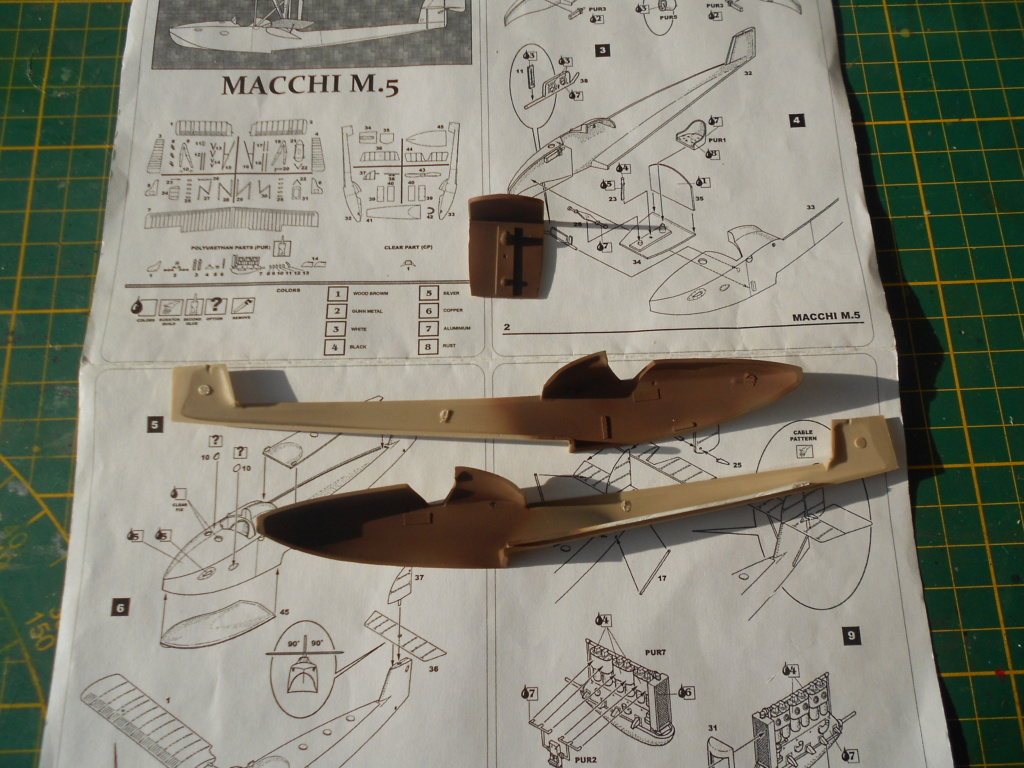 macchi m.5 au 1/48 Macchi10