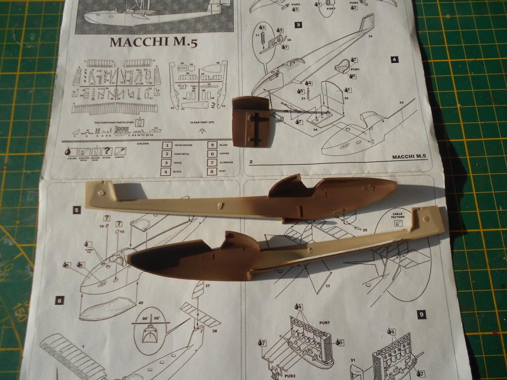 macchi m.5 au 1/48 Macchi12