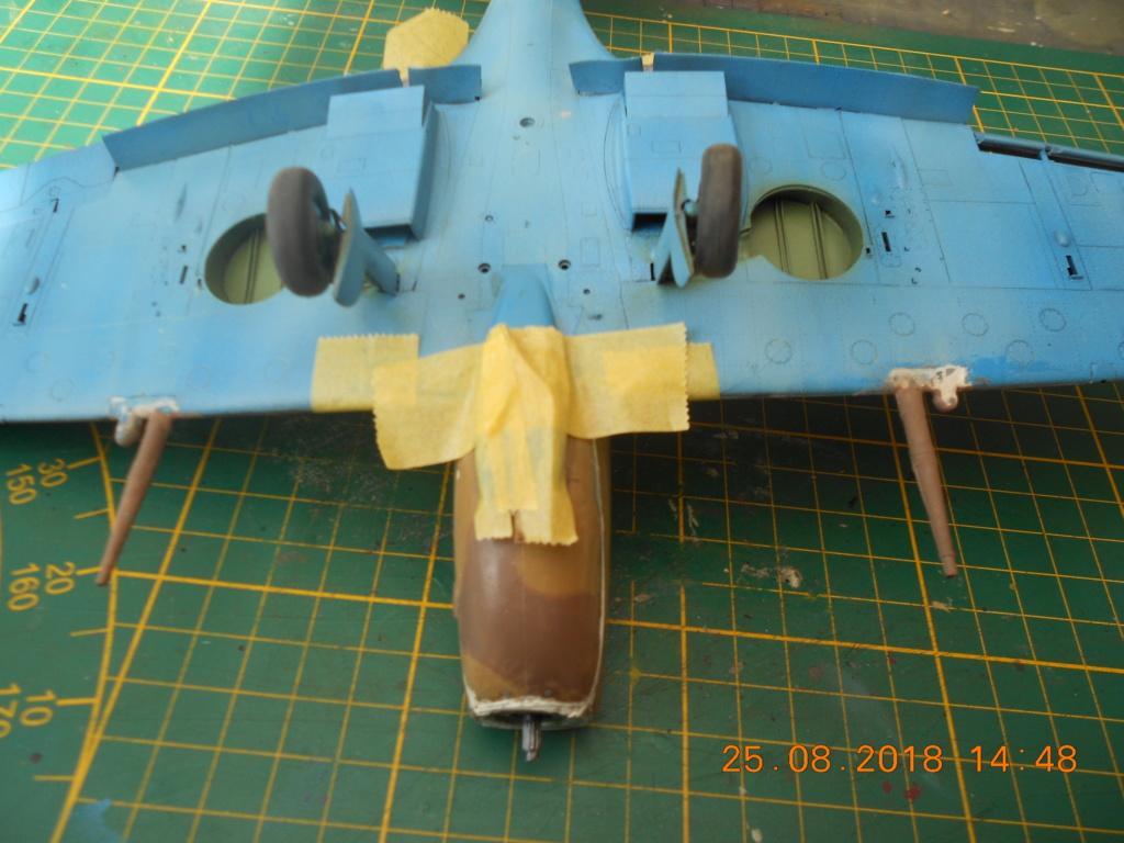 supermarine spitfire mk VIII 1/32 tamiya  - Page 3 Mastiq12
