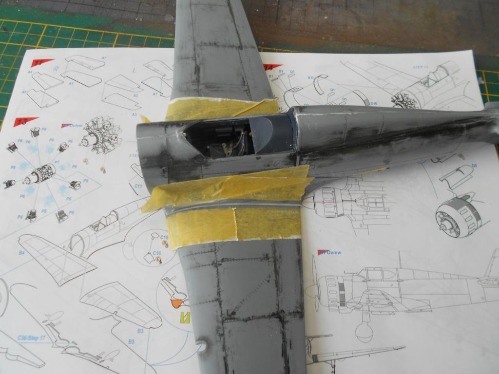 Bloch MB 152C1. Early version 1/32 Special Hobby Mastiq23