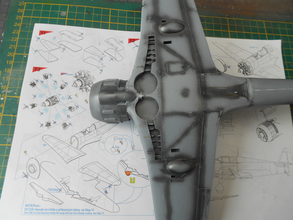 bloch mb 152c1 Early version 1/32 special hobby Nez_du10