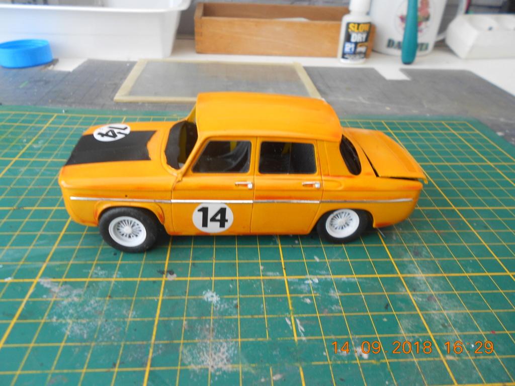 Renault R8 Gordini Heller au 1/24 R8_cou13