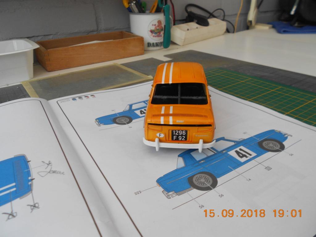 Renault R8 Gordini Heller au 1/24 R8_par14